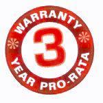 abgal 3 year warranty